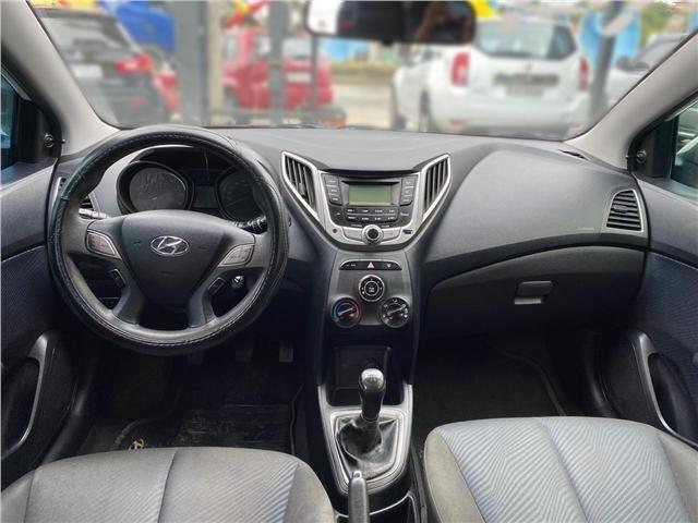 Hyundai Hb20 1.6 comfort plus 16v flex 4p manual - Foto 3