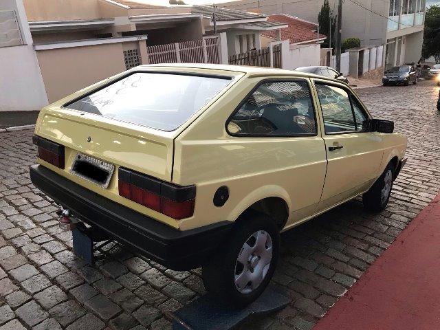 VW Gol CL 1.6ap Alcool 1988 - Foto 4