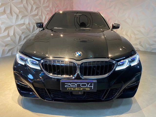 BMW 330 M SPORT BLINDADA, 2020, apenas 10.000 Km, igual á zero Km - Foto 4