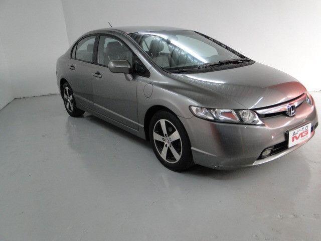 Civic sedan lxs 1.8/1.8 flex 16v AUT. 4p - Foto 6