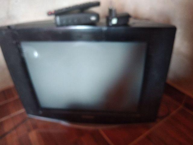 vendo tv com converso - Foto 3