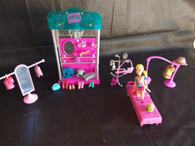 Kits boneca Polly e Barbie - Foto 5