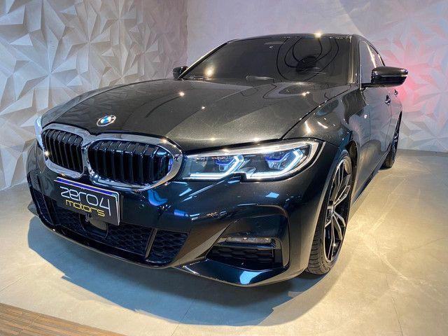 BMW 330 M SPORT BLINDADA, 2020, apenas 10.000 Km, igual á zero Km - Foto 8