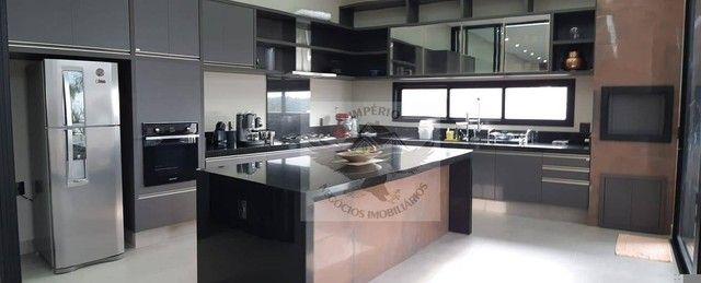Casa térrea em condomínio de alto padrão Alphaville IV - Foto 4