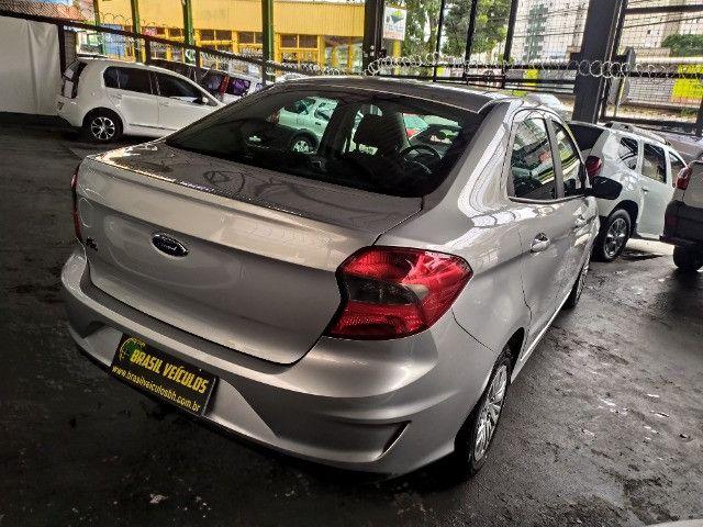 Ford KA Sedan  Flex 2020 Completo ( Aceitamos troca e financiamos ) - Foto 5
