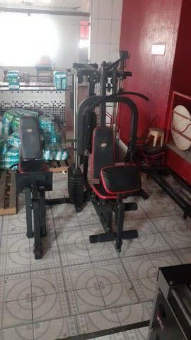 Estação de musculação / multiestação de musculação venha conferir! - Foto 2