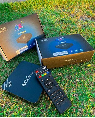 Tv Box 4K 64G/4Ram MX9