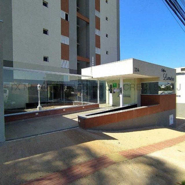 Apartamento à venda, 2 quartos, 1 suíte, 2 vagas, Centro - Campo Grande/MS - Foto 3