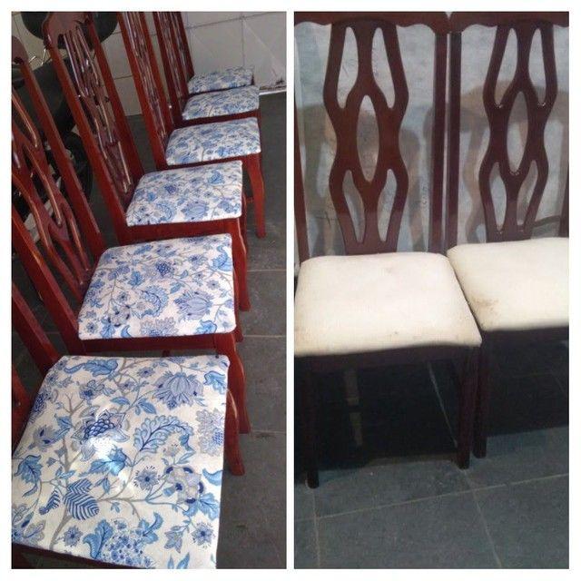 Reforma em cadeiras  - Foto 3