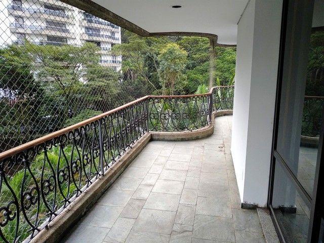 Apartamento para alugar com 4 dormitórios em Alto da boa vista, São paulo cod:REO22610 - Foto 2