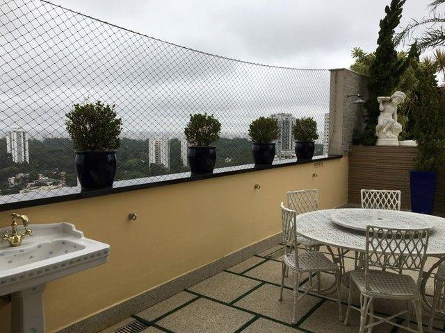 Apartamento para alugar com 4 dormitórios em Jardim marajoara, São paulo cod:REO134324 - Foto 10