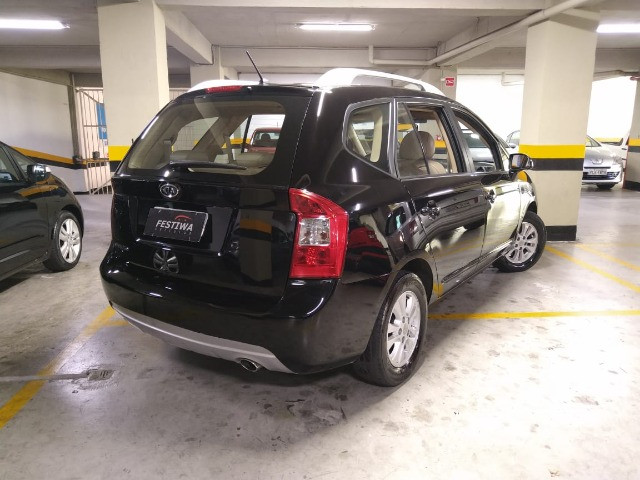 Carens 2011/2012 2.0 EX 16V Gasolina 4P 7 Lugares Automático - Foto 3