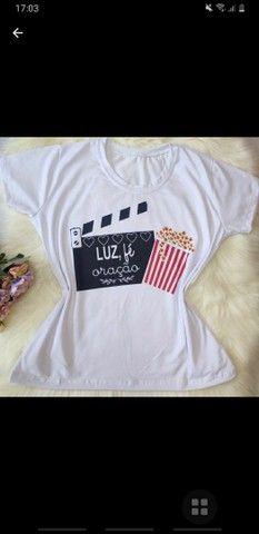 T-shirt em Atacado / a partir R$200,00