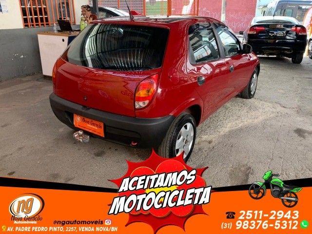 Celta 1.0 Life 2004 Muito Novo - Foto 7