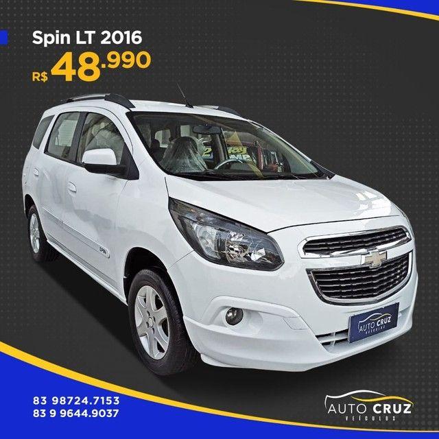 SPIN LT 2016 AUT... EXTRA (Auto Cruz veículos) - Foto 2