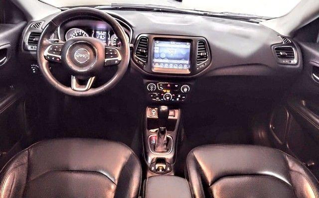 Jeep COMPASS LONGITUDE 2.0 FLEX AUT. 18/18 - Foto 9