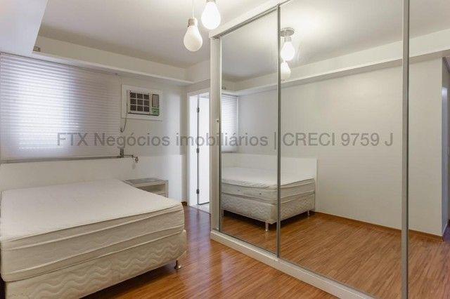Apartamento impecável, todo decorado e mobiliado - Centro - Foto 13