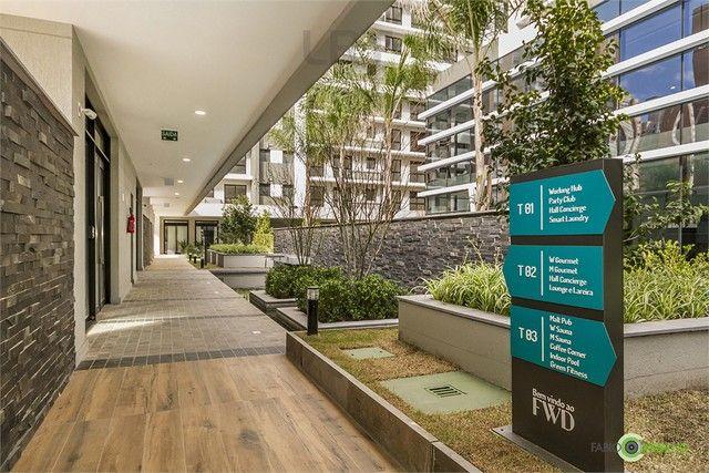 Apartamento à venda com 1 dormitórios em Central parque, Porto alegre cod:REO536192 - Foto 3