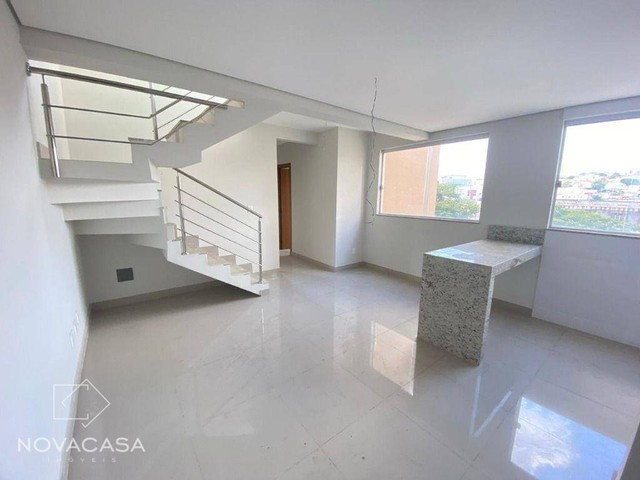 Cobertura com 4 dormitórios à venda, 89 m² por R$ 505.000,00 - São João Batista (Venda Nov - Foto 8