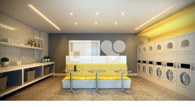 Apartamento para alugar com 1 dormitórios em Jardim do salso, Porto alegre cod:REO420845 - Foto 7