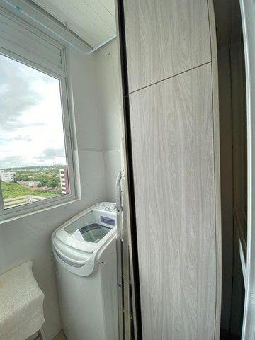 Apartamento Duplex Mobiliado - Alto Padrão - Centro - Foto 8