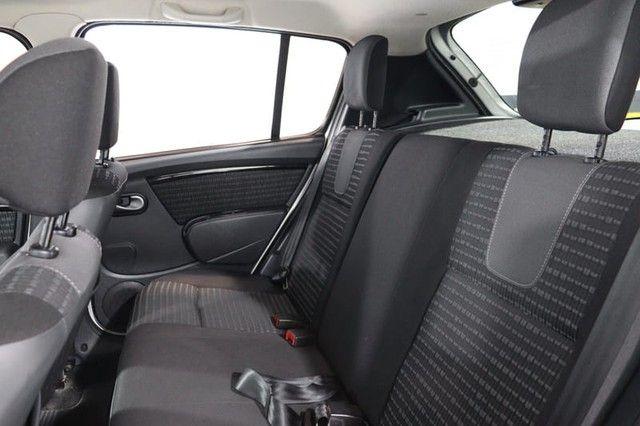 Renault SANDERO PRIVILEGE HI-FLEX 1.6 16V 5P AUT - Foto 8