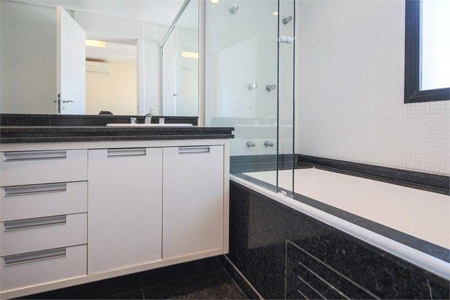 Apartamento para alugar com 4 dormitórios em Alto da boa vista, São paulo cod:REO385560 - Foto 15