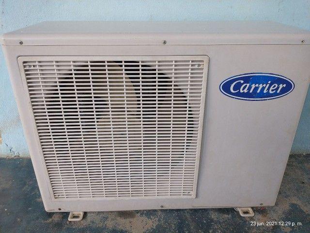 Condensador de ar acondicionado