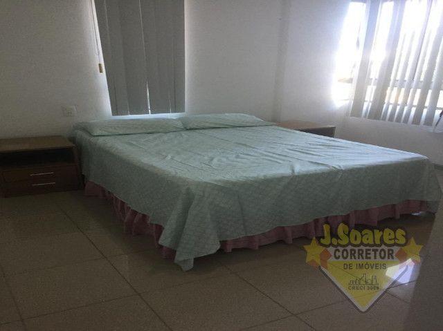 Ponta de Campina, Mobiliado, 4 suítes, 206m², R$ 5000 C/Cond, Aluguel,Apartamento,Cabedelo - Foto 6