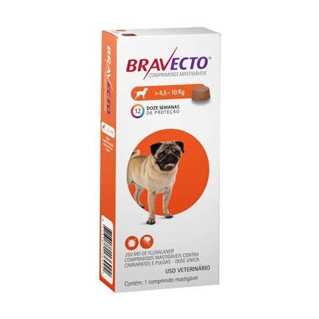 Bravecto 4,5 - 10kg