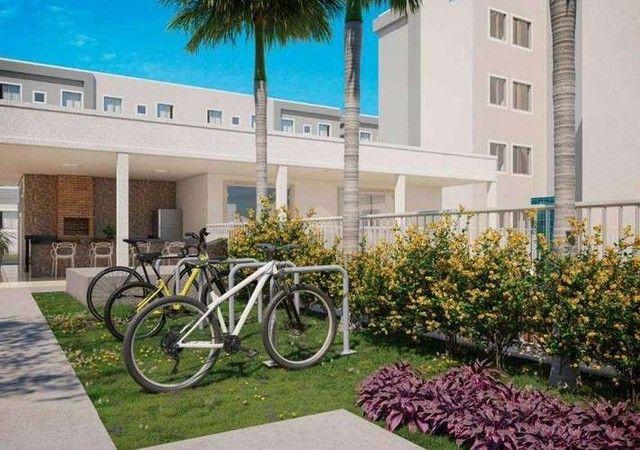 Residencial de Montalcino , 39 - 61m², 2 quartos - Monte Castelo, Campo Grande - MS - Foto 8