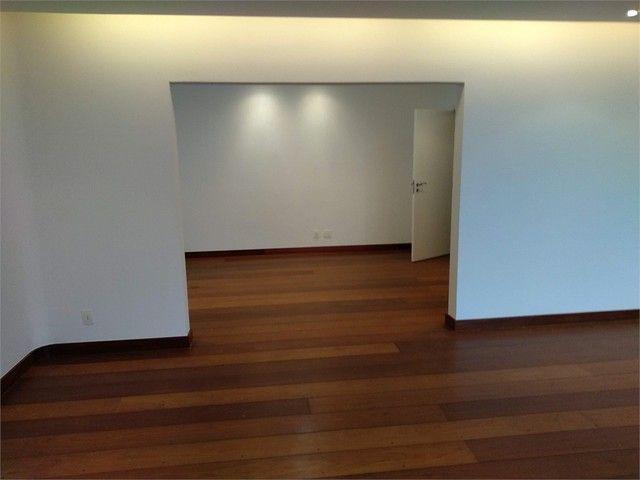 Apartamento para alugar com 4 dormitórios em Alto da boa vista, São paulo cod:REO94909 - Foto 4