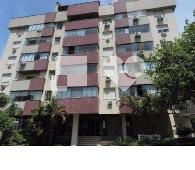 Apartamento à venda com 2 dormitórios em Jardim do salso, Porto alegre cod:REO424979 - Foto 2