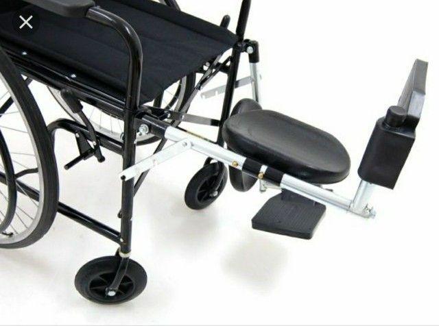 Aluguel cadeira de rodas com elevação  - Foto 4