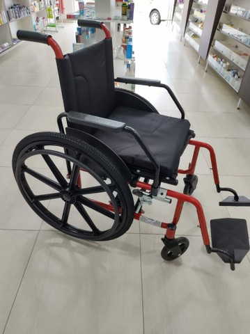 Cadeira de Rodas NOVA modelo H10 - Foto 3