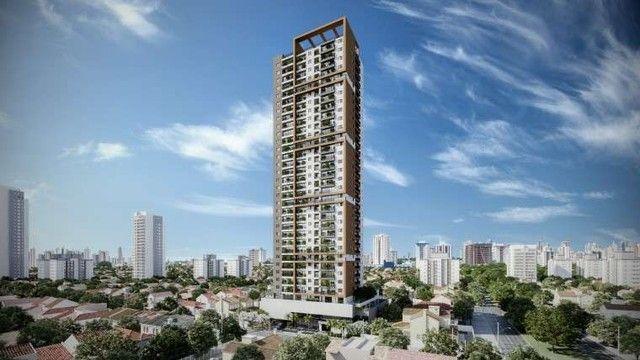 Hit Marista - Apartamento de 116m², com 2 à 3 Dorm - Setor Marista - GO - Foto 2