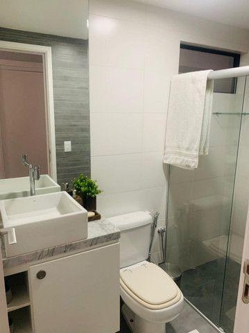 Vendo belíssimo apartamento 2/4 mobiliado  - Foto 14