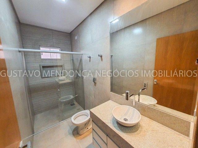 Casa com 3 quartos e espaço gourmet no Rita Vieira 1- Ótima localização! - Foto 4