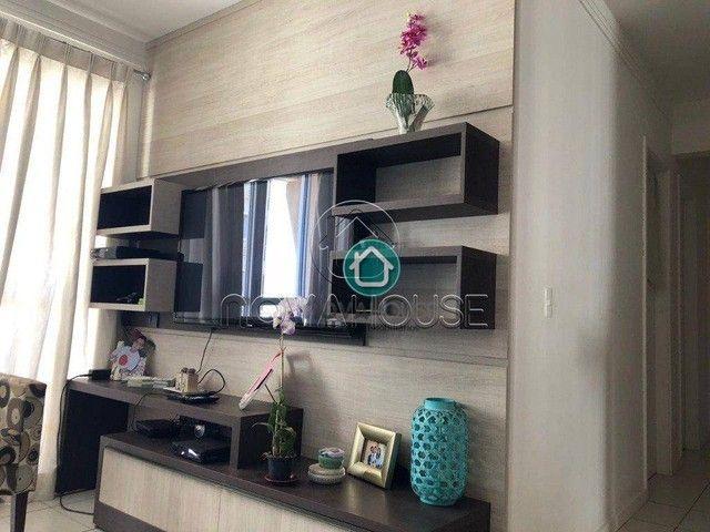 Apartamento com 3 dormitórios à venda, 69 m² por R$ 370.000,00 - Monte Castelo - Campo Gra - Foto 13