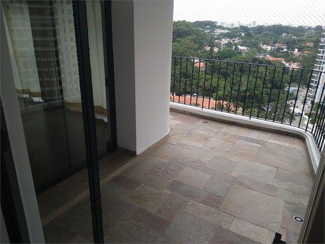 Apartamento para alugar com 4 dormitórios em Alto da boa vista, São paulo cod:REO11488 - Foto 12