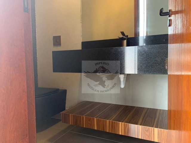 Sobrado a venda no Condomínio Alphaville Nova Esplanada I - Foto 10