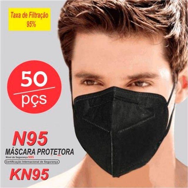 KN95 Caixa com 50 - Foto 2