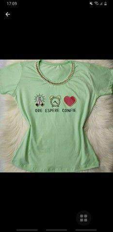 T-shirt em Atacado / a partir R$200,00 - Foto 4