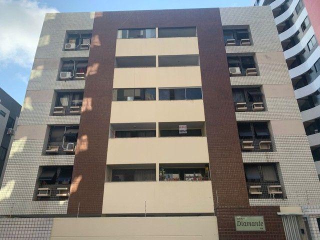 Apartamento para venda tem 80 metros quadrados com 3 quartos em Jatiúca - Maceió - AL