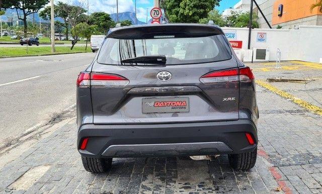 Toyota Corolla Cross XRE 2021/2022 - OKM!!! - Foto 4