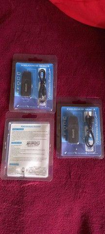 Mini Tripé,Fone de ouvido Bluetooth,cabo magnético,conector Bluetooth para carro. - Foto 3