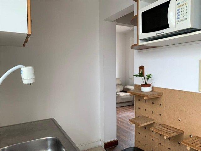 Apartamento à venda com 2 dormitórios em Azenha, Porto alegre cod:REO528171 - Foto 9
