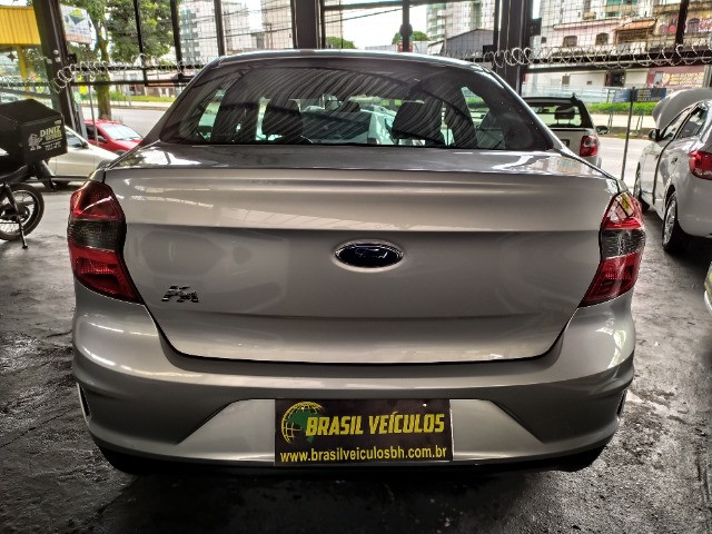 Ford KA Sedan  Flex 2020 Completo ( Aceitamos troca e financiamos ) - Foto 4