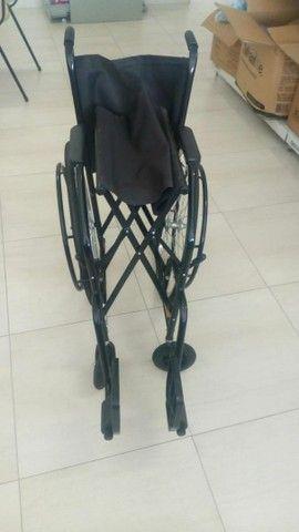 Cadeira de Rodas Semi Obeso (NOVA) - Foto 3