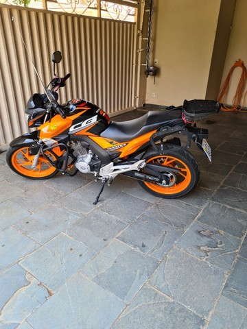 Moto Honda 250 - Foto 2